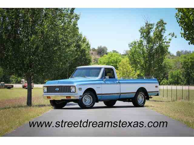Picture of '72 C/K 10 - NBMJ
