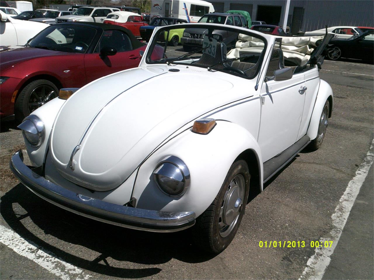 Large Picture of '71 Super Beetle - NBMT