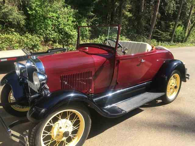 Picture of '29 Model A - NBNF