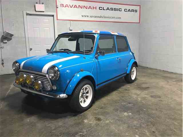 Picture of Classic 1964 Austin Mini located in Savannah Georgia Offered by  - NBNJ