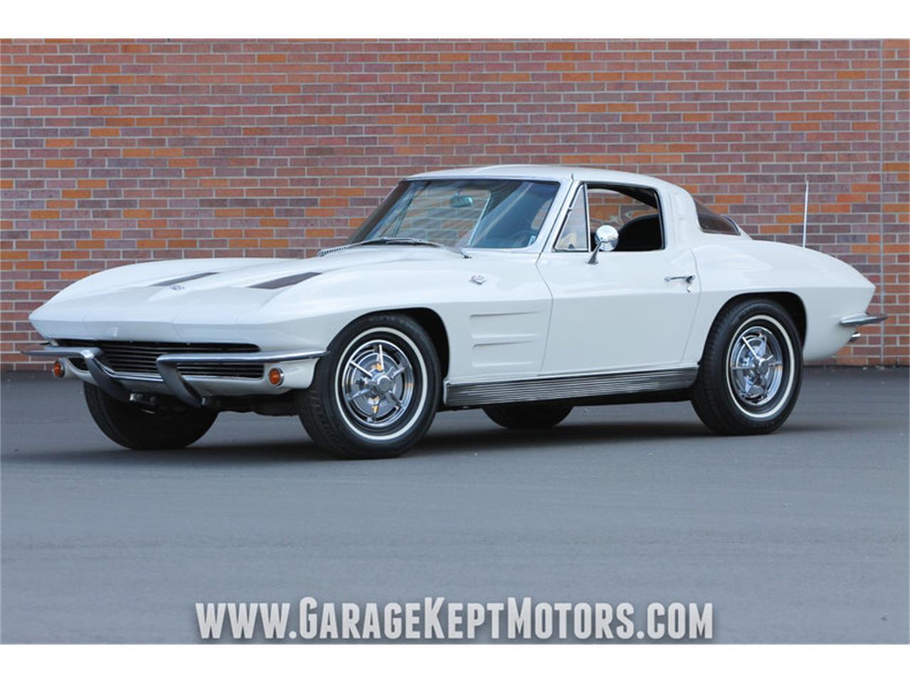 Large Picture Of 63 Corvette Split Window Coupe N5ea