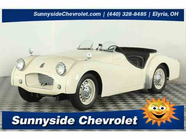 Picture of Classic 1955 Triumph TR2 - $34,900.00 Offered by  - NBO1