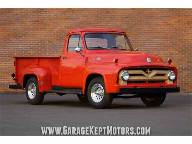 Picture of '55 F250 - NBO8