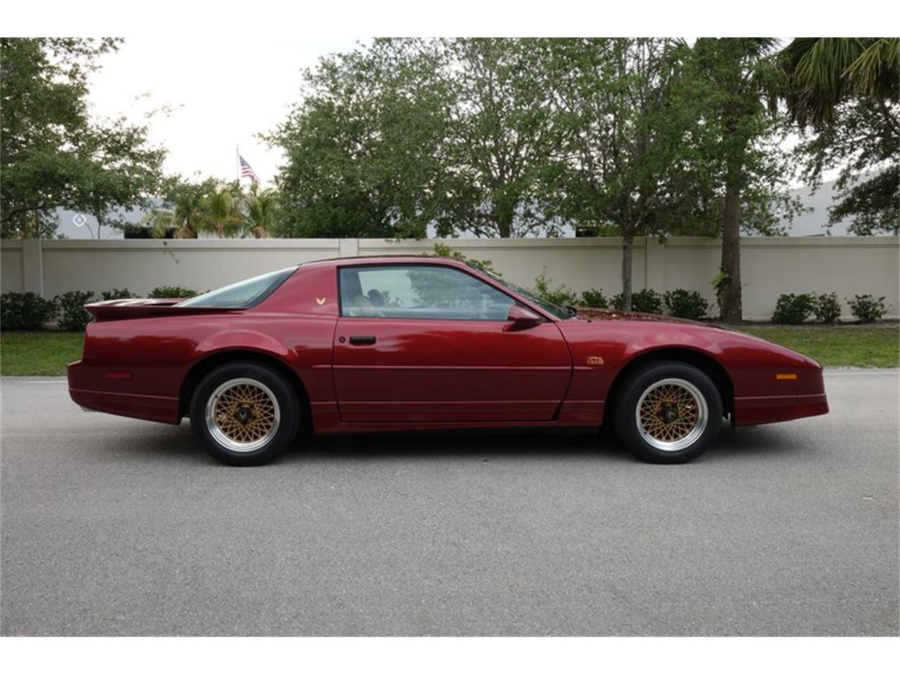 Large Picture of '87 Firebird - NBOC