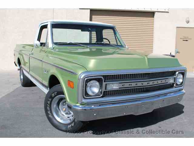 Picture of '69 C10 - N5YV