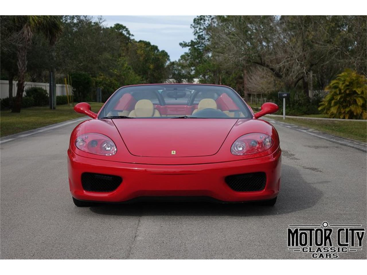 Large Picture of '03 360 - $103,000.00 Offered by Motor City Classic Cars - NBOQ