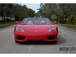 Picture of 2003 Ferrari 360 located in Vero Beach Florida Offered by Motor City Classic Cars - NBOQ