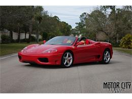 Picture of 2003 360 Offered by Motor City Classic Cars - NBOQ