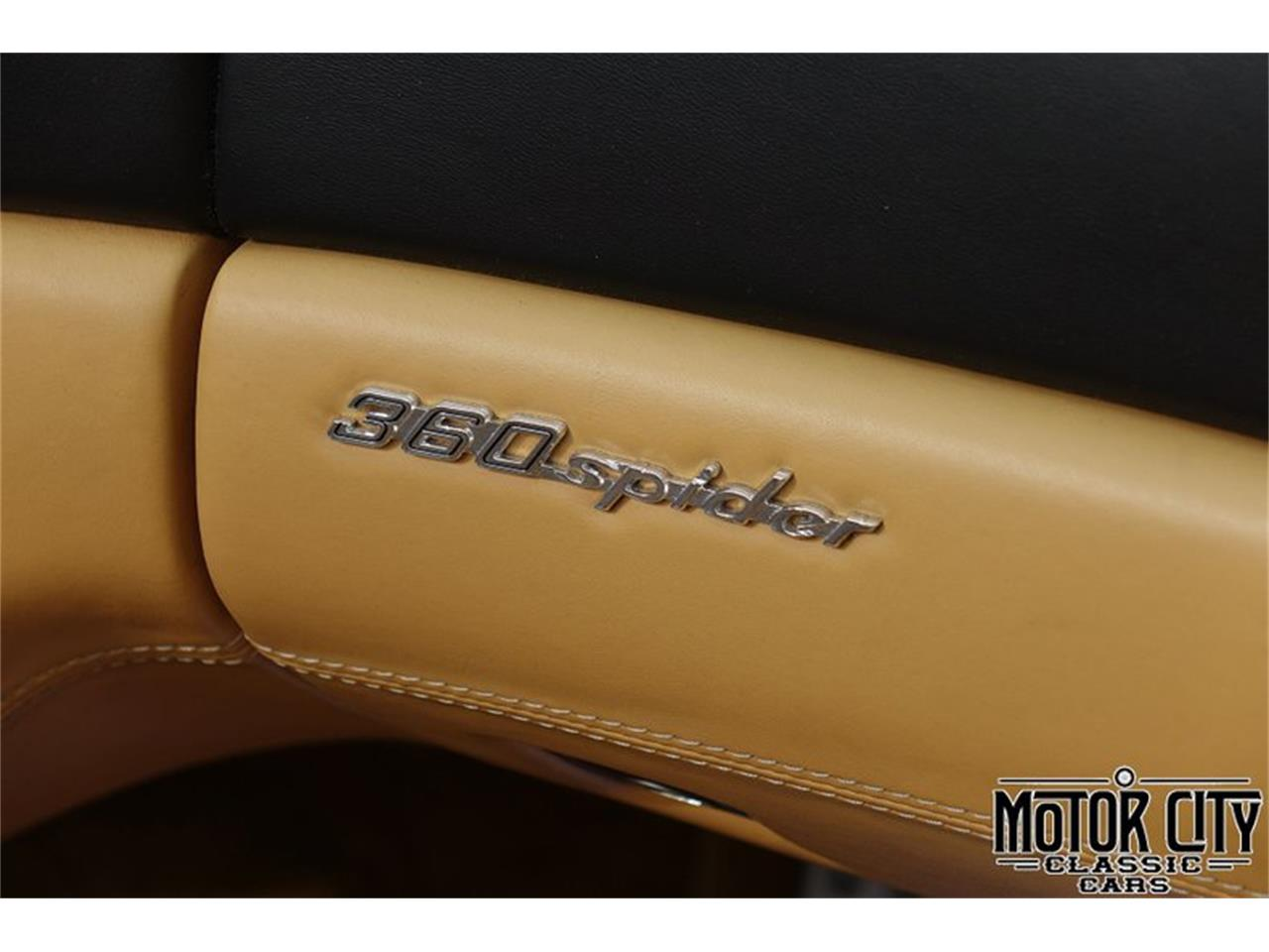 Large Picture of 2003 Ferrari 360 - $103,000.00 Offered by Motor City Classic Cars - NBOQ