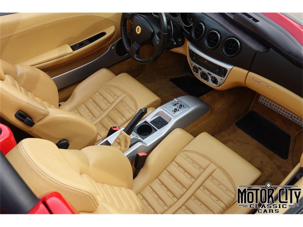 Large Picture of 2003 Ferrari 360 - NBOQ