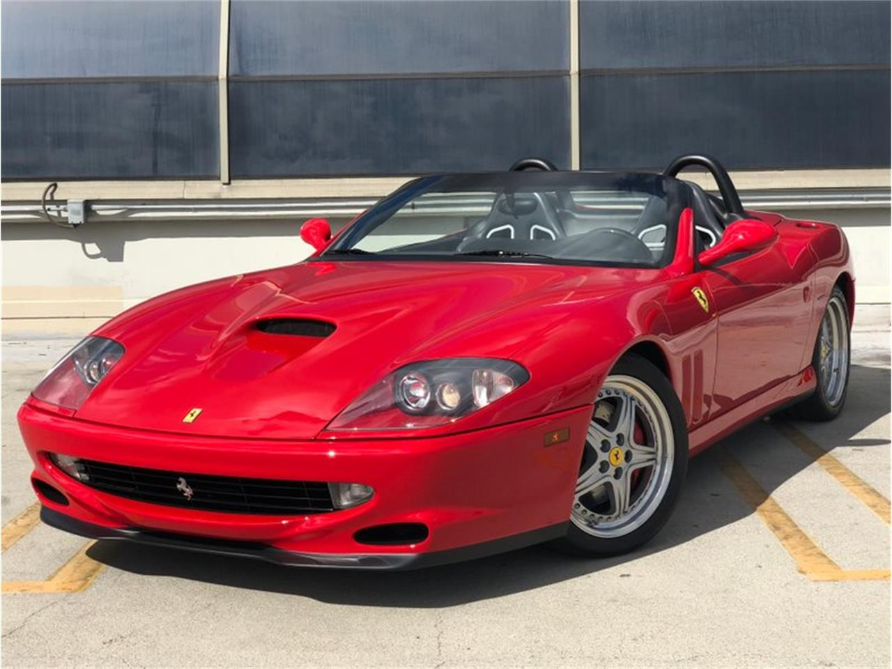 Large Picture of '01 550 Maranello - NBP4