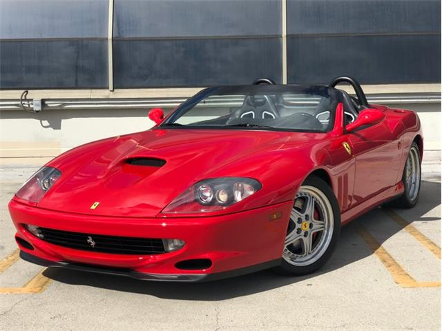 Picture of 2001 Ferrari 550 Maranello - NBP4