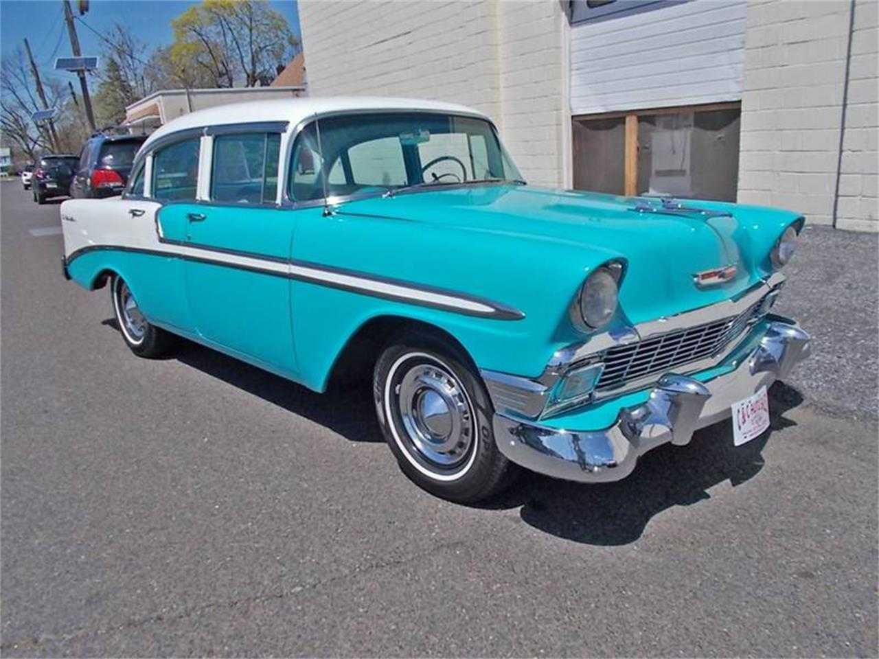 Large Picture of '56 Chevrolet Bel Air - $19,900.00 Offered by C & C Auto Sales - NBP8