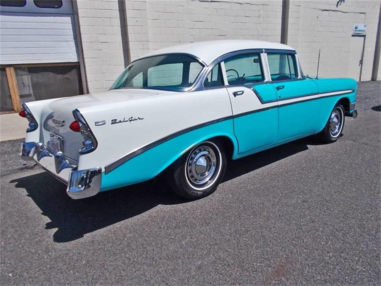 Large Picture of 1956 Chevrolet Bel Air located in Riverside New Jersey - $19,900.00 - NBP8