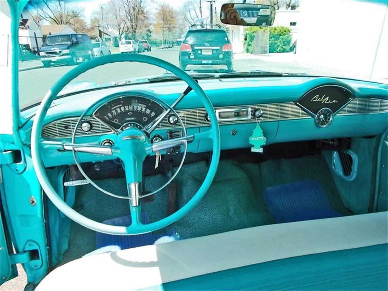 Large Picture of '56 Bel Air Offered by C & C Auto Sales - NBP8