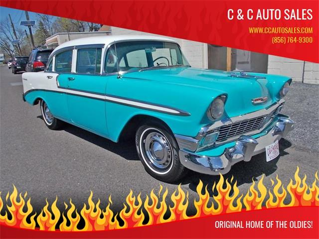 Picture of Classic '56 Bel Air located in Riverside New Jersey Offered by  - NBP8