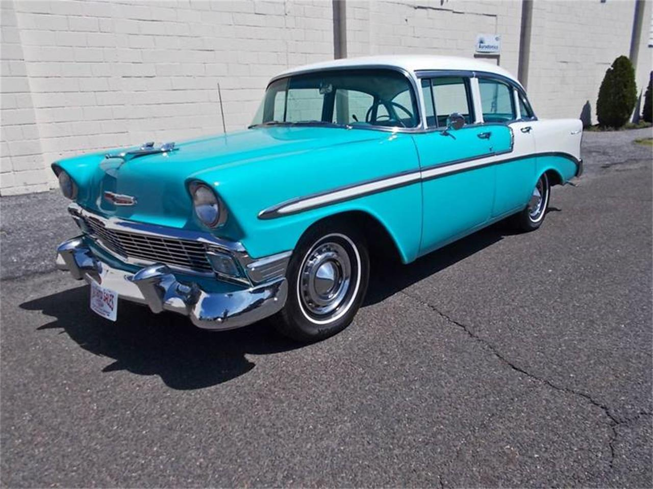 Large Picture of 1956 Chevrolet Bel Air located in New Jersey - NBP8