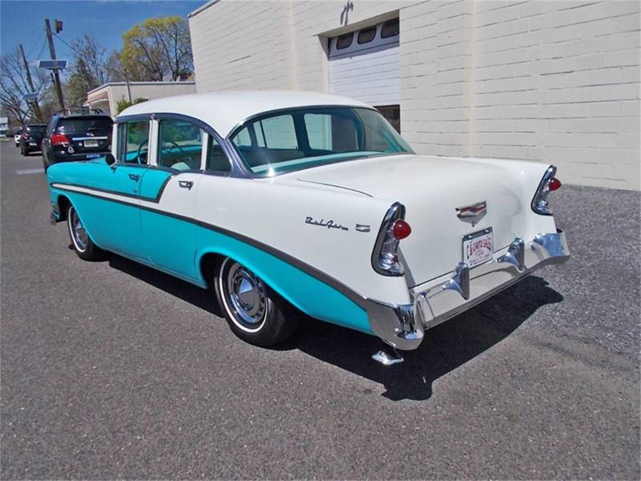 Large Picture of Classic '56 Chevrolet Bel Air Offered by C & C Auto Sales - NBP8