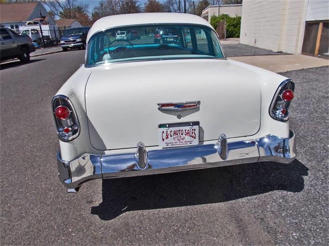 Large Picture of Classic 1956 Bel Air located in New Jersey - $19,900.00 Offered by C & C Auto Sales - NBP8