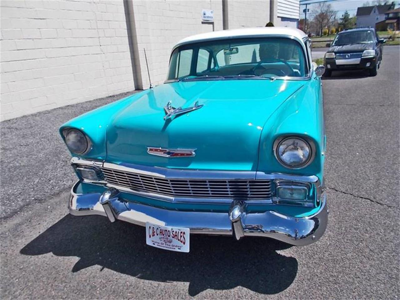 Large Picture of Classic '56 Chevrolet Bel Air - $19,900.00 Offered by C & C Auto Sales - NBP8
