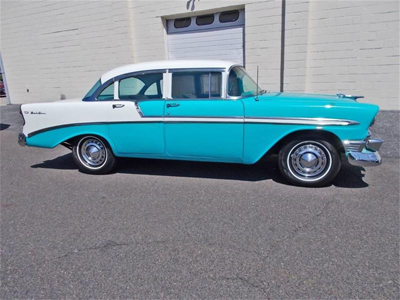 Large Picture of Classic 1956 Bel Air - NBP8