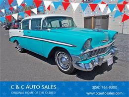 Picture of '56 Chevrolet Bel Air located in New Jersey - $19,900.00 Offered by C & C Auto Sales - NBP8