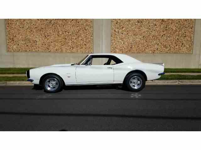 1967 Chevrolet Camaro For Sale On Classiccars Com