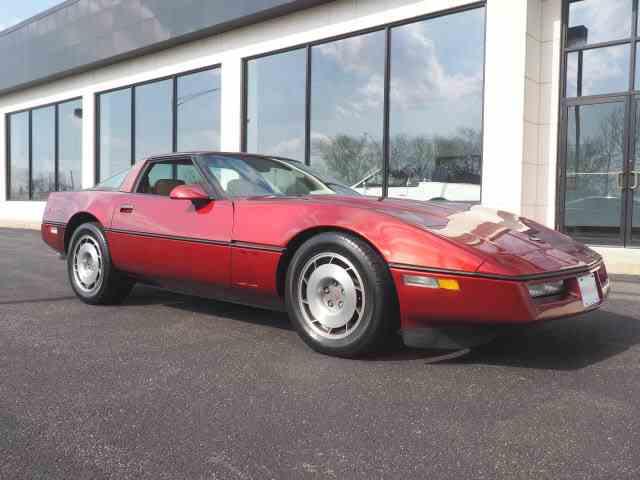Picture of '87 Corvette - NBPI