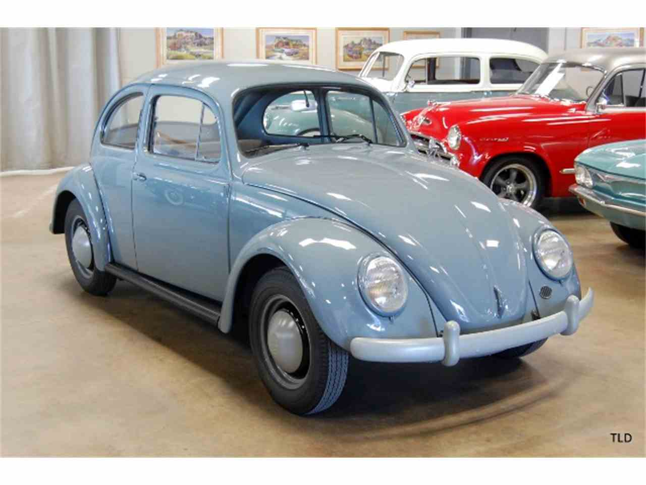 1958 Volkswagen Beetle for Sale   ClicCars.com   CC-1088277