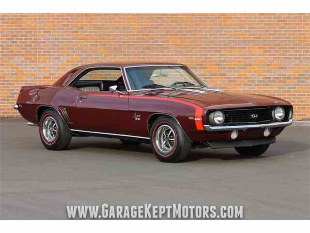 Picture of Classic 1969 Camaro located in Grand Rapids Michigan - $39,500.00 - NBQ9