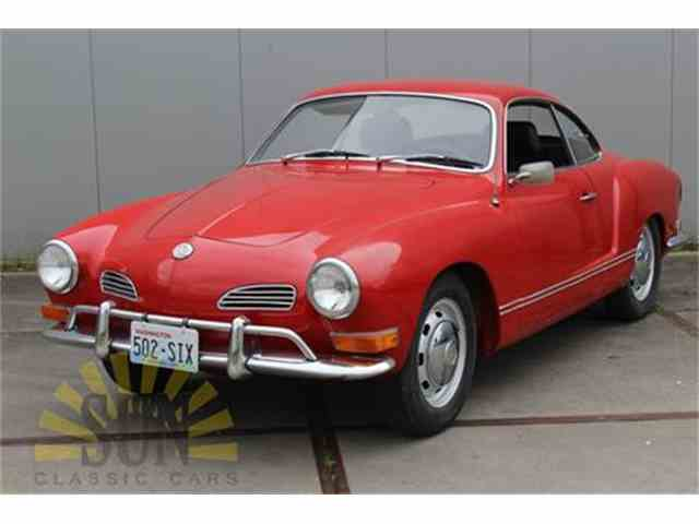Picture of '70 Karmann Ghia located in Waalwijk Noord-Brabant - NBR2