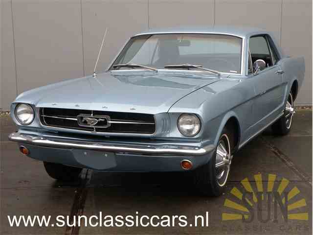 Picture of 1965 Mustang located in Noord-Brabant Offered by  - NBR6