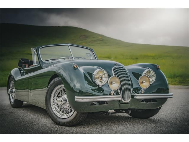 Picture of '54 XK120 - NBRE