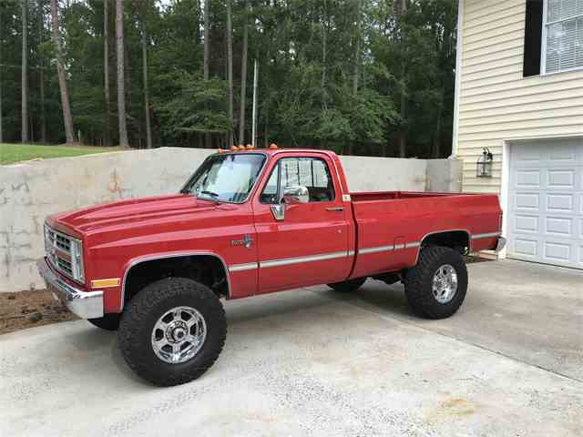 Picture of '87 Silverado located in Milledgeville Georgia - $43,000.00 Offered by a Private Seller - NBRF
