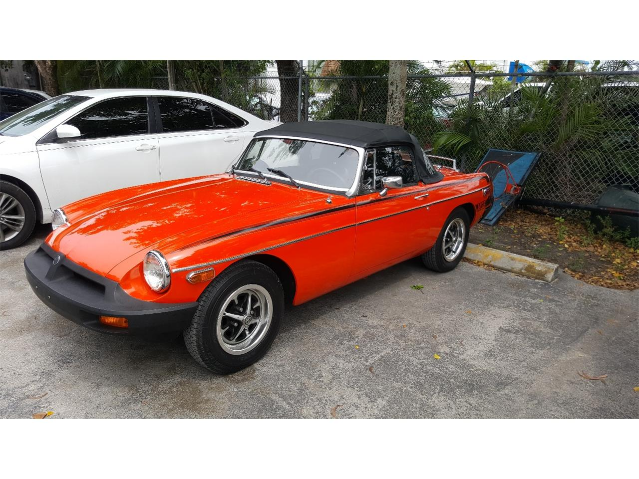 Large Picture of '80 MGB - NBRI
