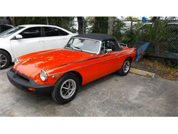 Picture of '80 MGB - NBRI