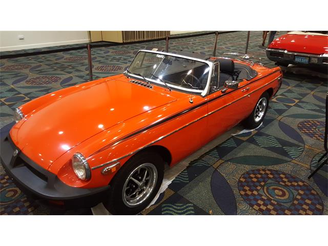 Picture of 1980 MG MGB - $38,000.00 Offered by a Private Seller - NBRI
