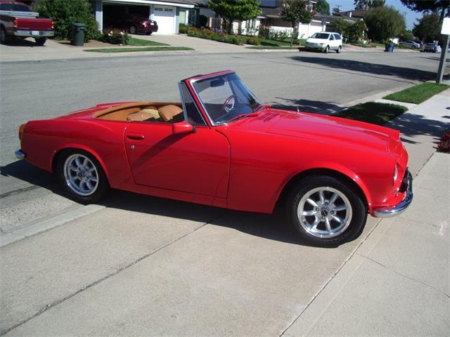 Picture of '68 Fairlady - NBRR