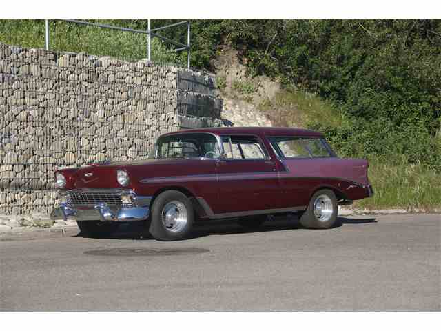 Picture of 1956 Chevrolet Nomad located in Alberta - $75,000.00 Offered by  - NBRU