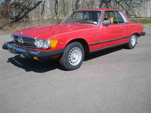 Picture of '76 450SL - NBS2