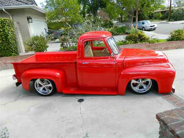Picture of '54 F100 - NBS9