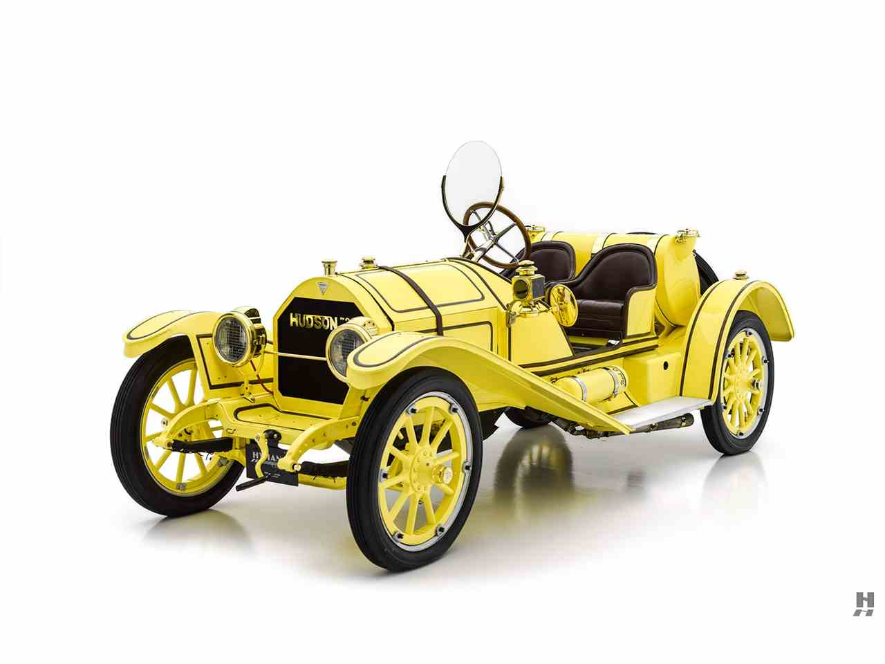 1912年 ハドソン