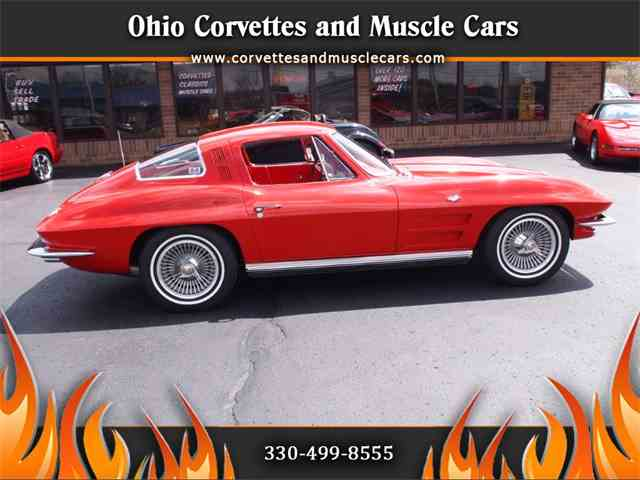Picture of Classic '64 Chevrolet Corvette Offered by  - NBSH