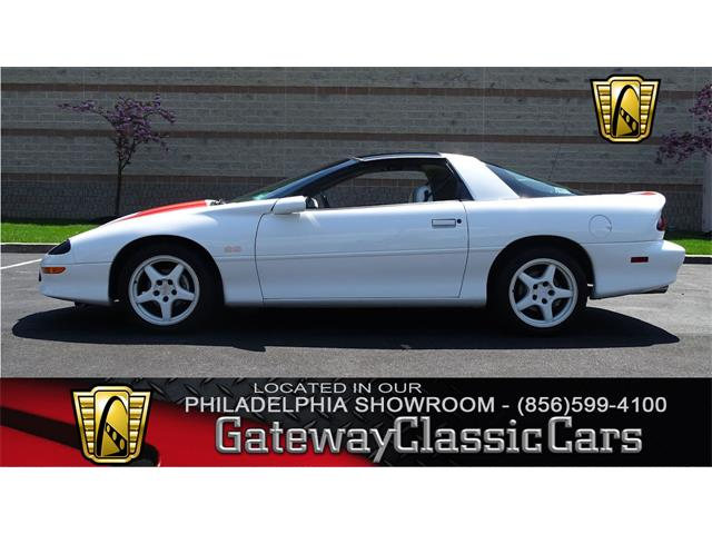 1997 Chevrolet Camaro For Sale On Classiccars Com