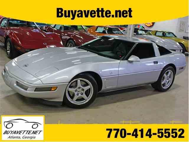 Picture of '96 Corvette - NBSV