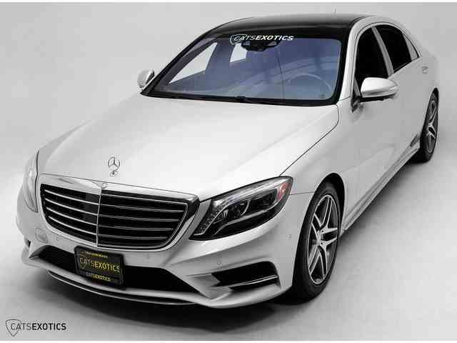 Picture of '14 S550 - NBT2
