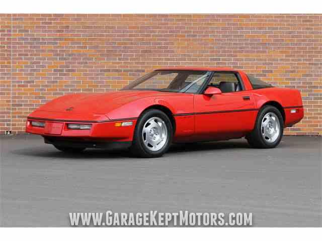 Picture of '88 Corvette - N5EC