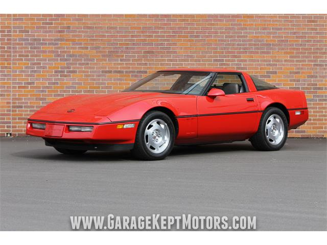 Picture of '88 Corvette - N5EC