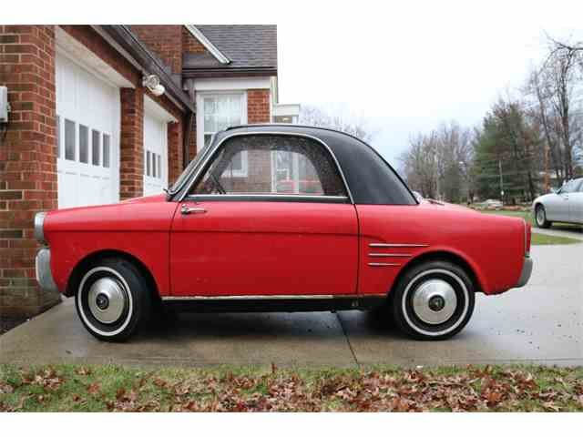 Picture of '59 Bianchina Trasformabile - N5ZE