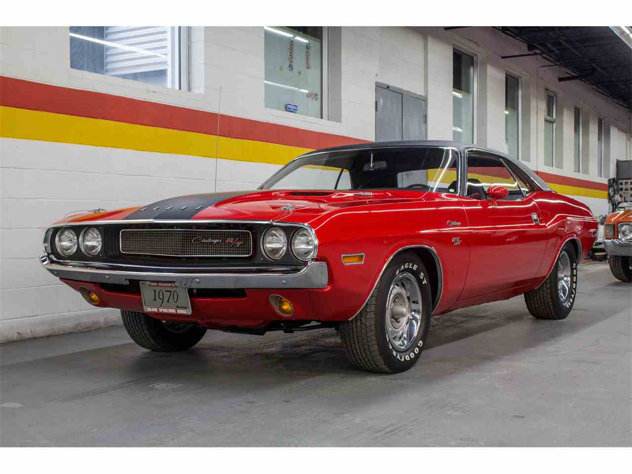 1970 dodge challenger r t for sale cc 1080844. Black Bedroom Furniture Sets. Home Design Ideas